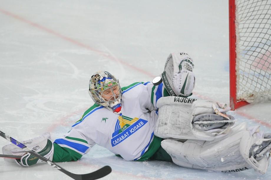 Александр Ерёменко («Салават Юлаев»)