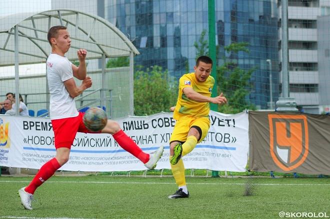 Студенты ростовского РИНХ выиграли турнир Первой группы НСФЛ в Москве