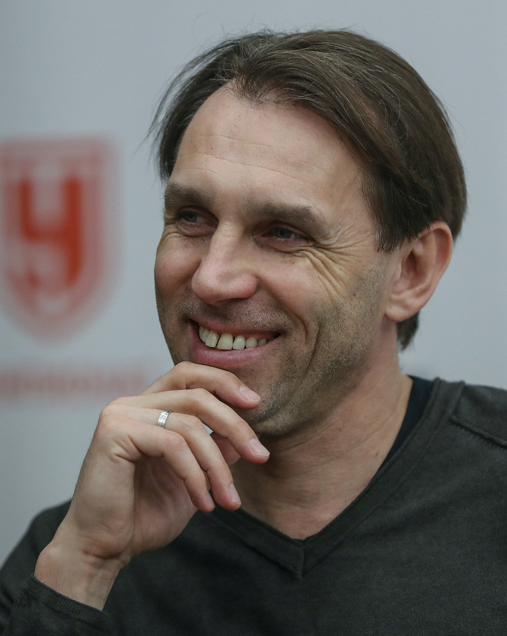 Олег Корнаухов в гостях у «Чемпионата»