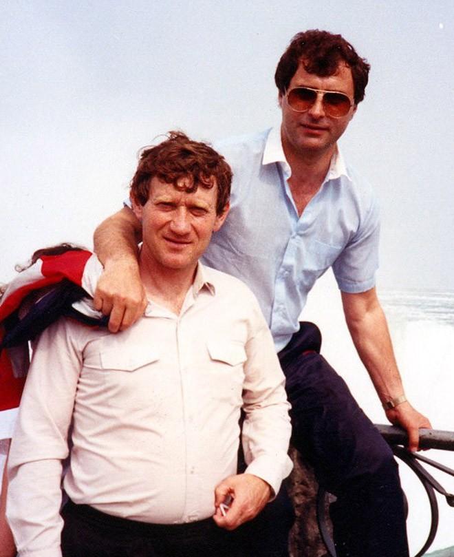 Семён Альтман и Анатолий Бышовец