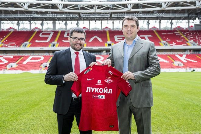«Спартак» заключил договор о сотрудничестве с компанией BQ