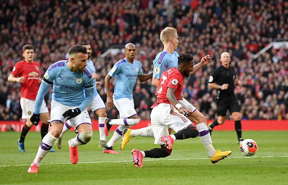 «Манчестер Юнайтед» — «Манчестер Сити» — 2:0, ляпы Эдерсона, голы, видео, анализ матча