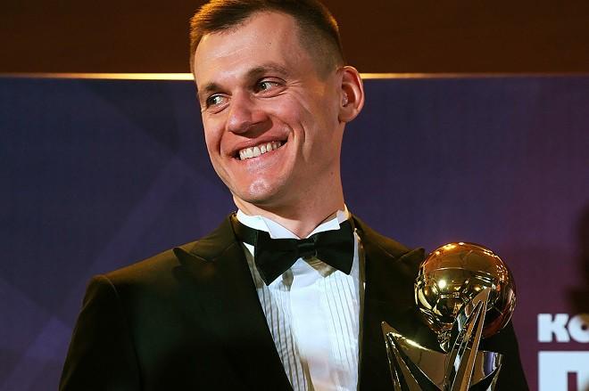 Ребров: моя награда «Джентльмен года» — это заслуга всего коллектива «Спартака»