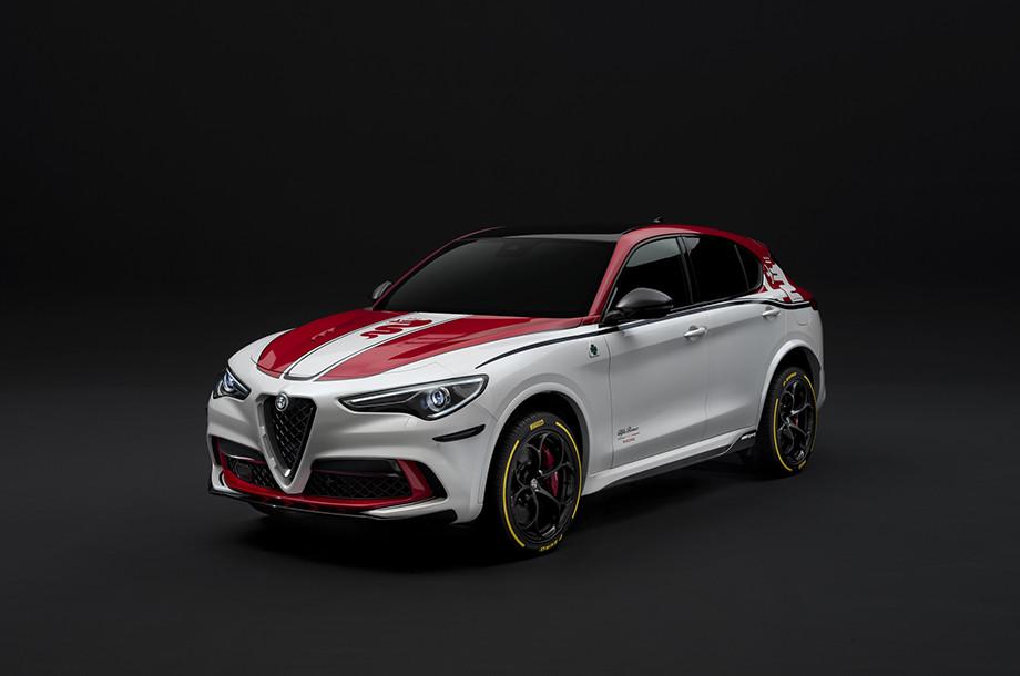 Alfa Romeo Stelvio Quadrifoglio Alfa Romeo Racing