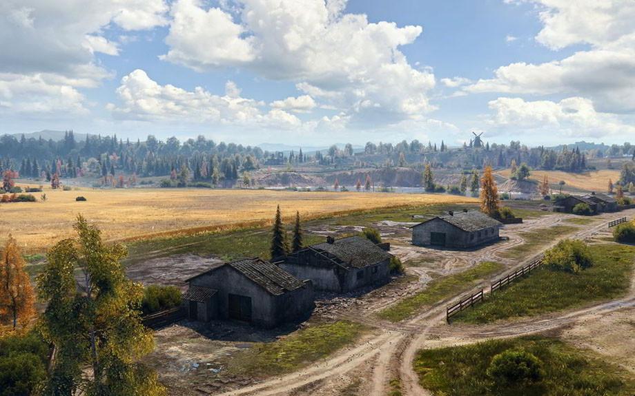 Лучшие карты в World of Tanks (WoT)