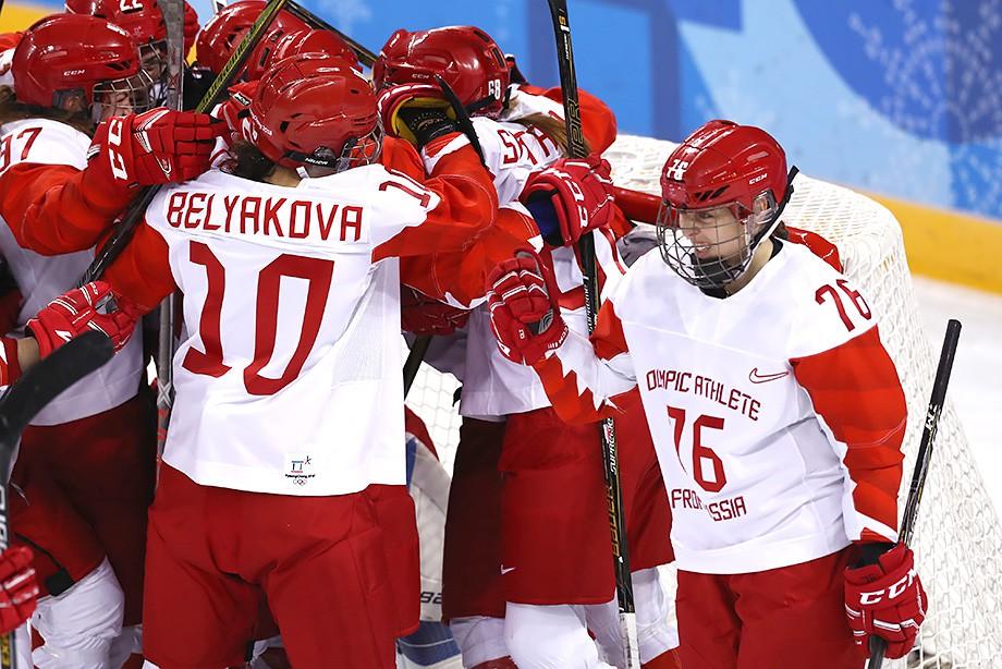 Ковальчук объявил, что онуважает женский хоккей ихоккеисток