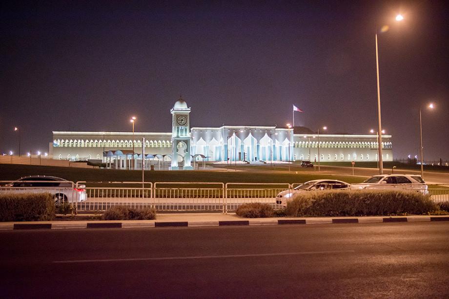 Эмирский дворец