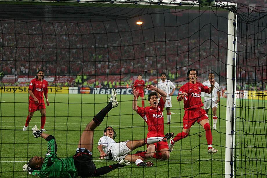 Сезон-2004/05. «Ливерпуль» – «Милан»