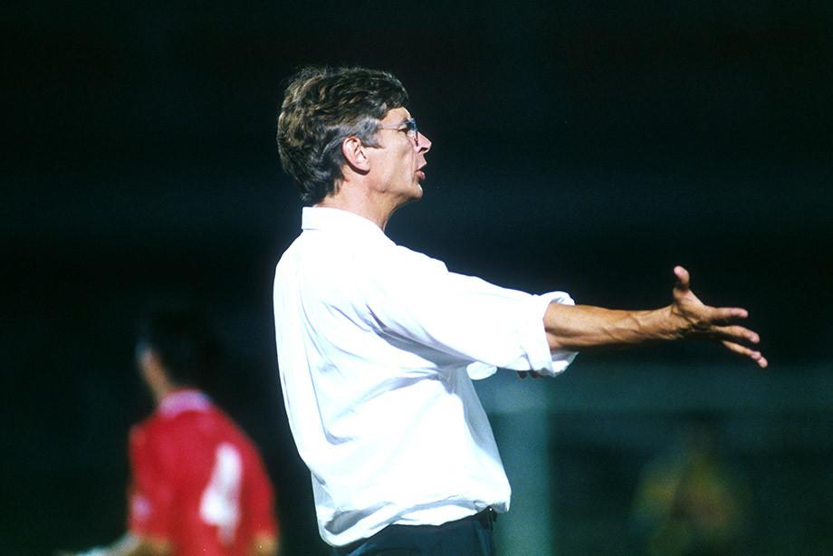 Как Арсен Венгер работал в Японии: малоизвестная страница в биографии великого тренера перед «Арсеналом»