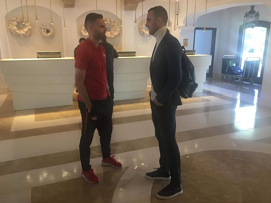 Марко Петкович и Никола Максимович