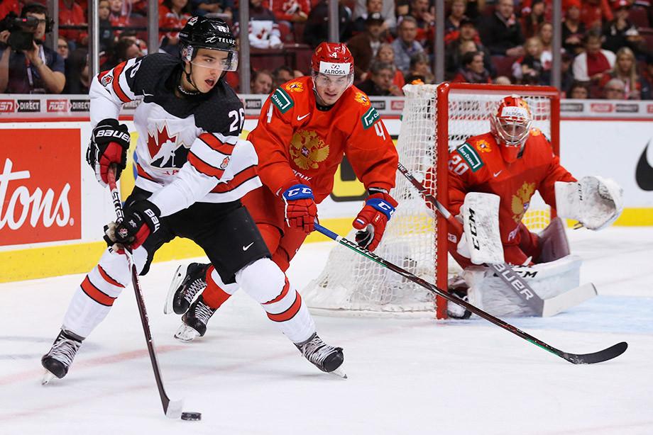 МЧМ-2019. Канада — Россия — 1:2.