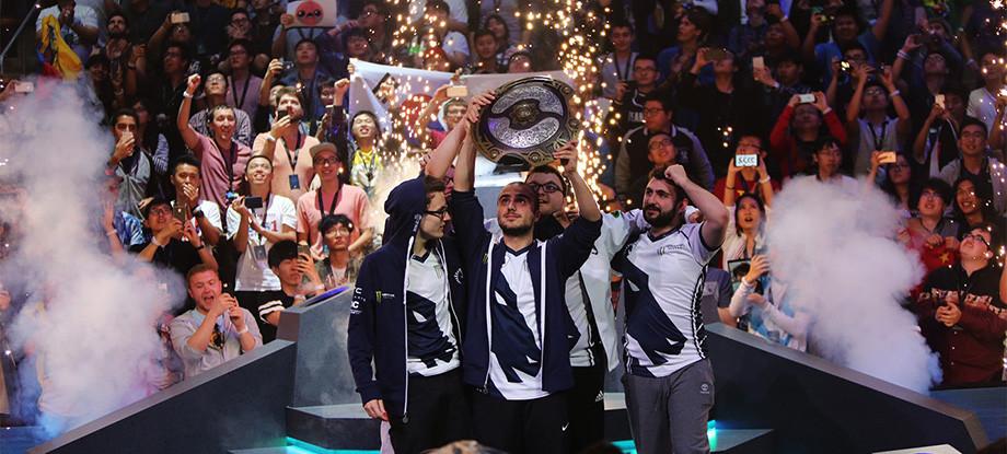 Победители The International 7 — Team Liquid