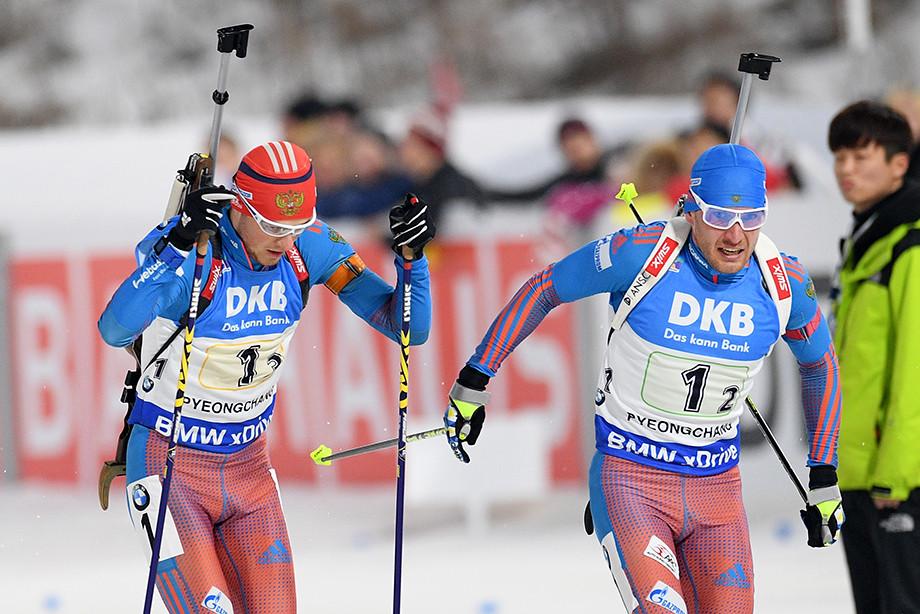 Сборная России по биатлону выступит на этапе Кубка мира в Финляндии без Бабикова и Гараничева
