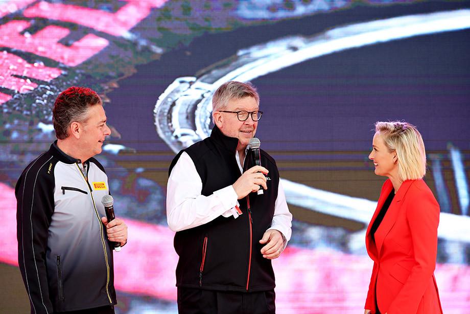 «Шины в Формуле-1 меняются так сильно впервые за 50 лет»
