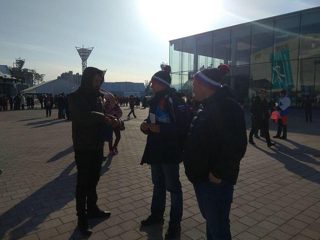 Спекулянты продают билеты на матч Россия — Норвегия
