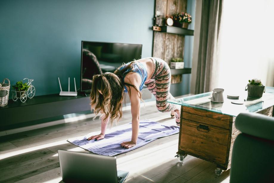 Как убрать живот и укрепить мышцы? План быстрой тренировки табата
