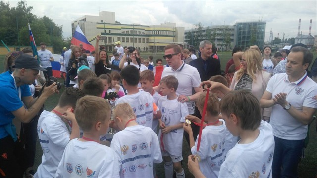 Победителем турнира «Кубок Добра» стала команда «Юные Дипломаты»
