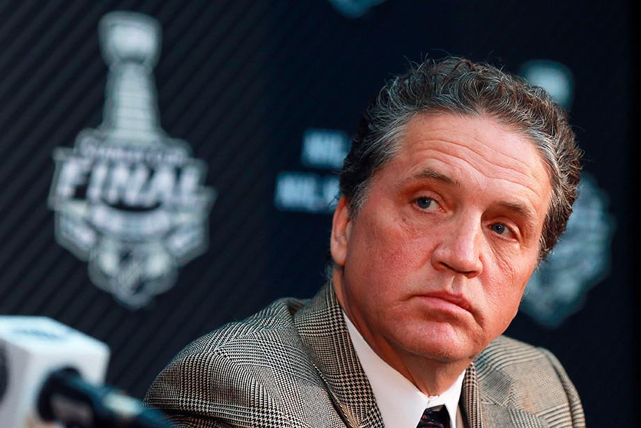 Войнов по-прежнему сидит без команды и стучится в закрытую дверь. В НХЛ его никто не ждёт?