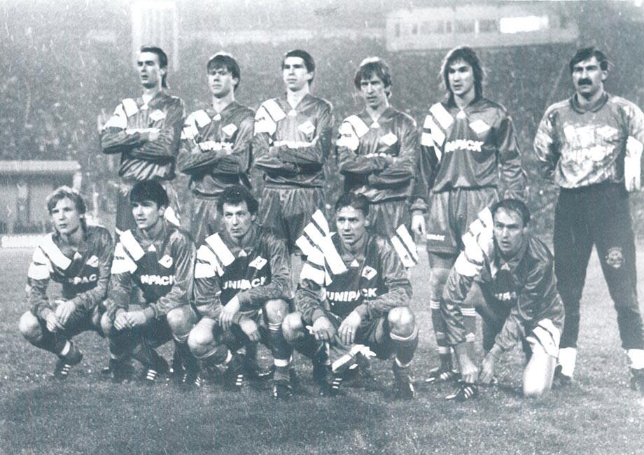 «Спартак» образца 1993 года