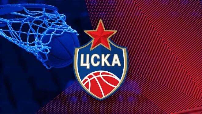 Официальный логотип ПБК ЦСКА