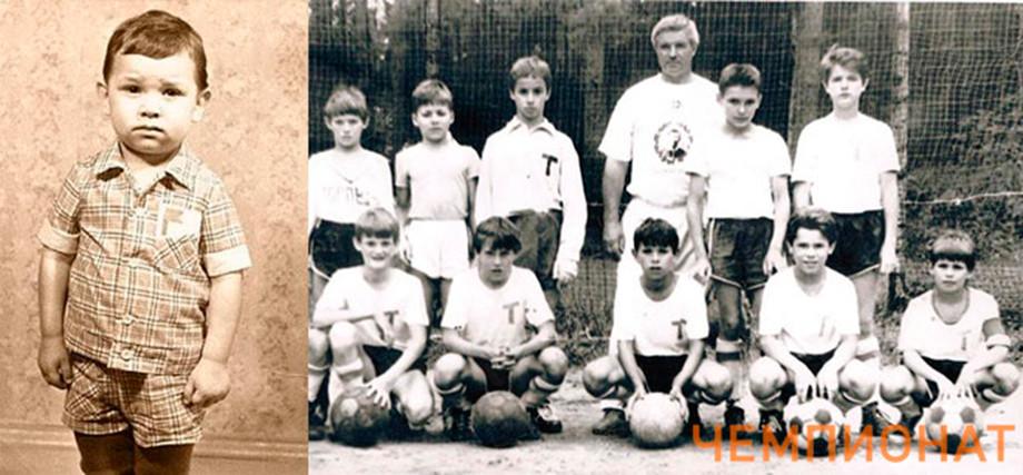 Сергей Игнашевич — на командном фото в нижнем ряду второй справа.