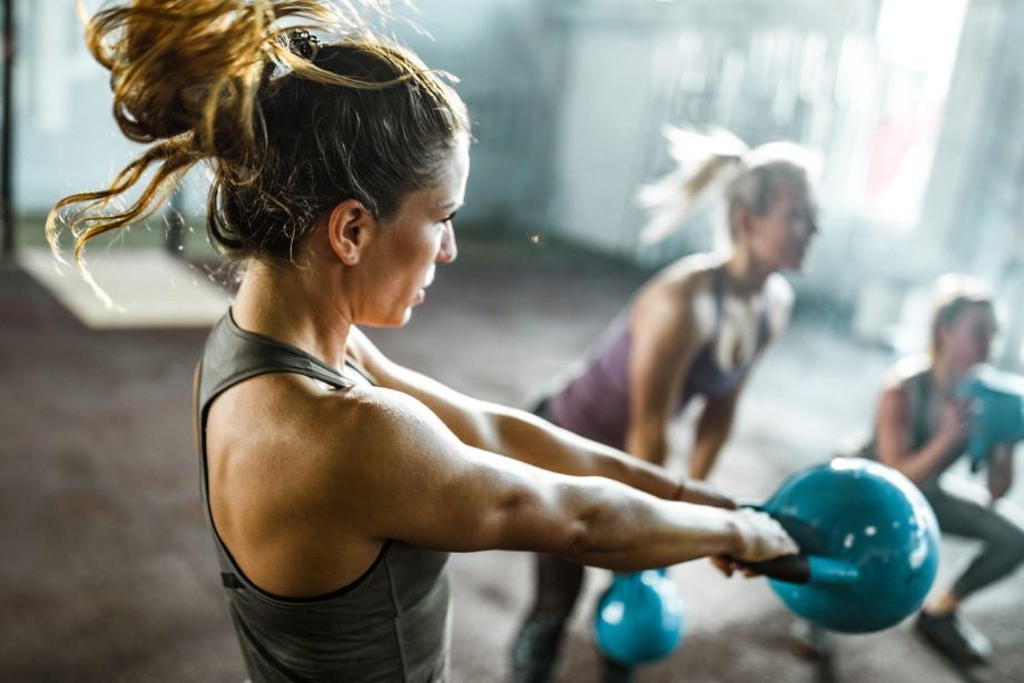 Почему забиваются мышцы во время тренировки? Как исправить? Мнение фитнес-тренера