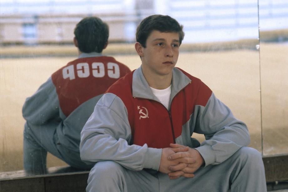 Виталий Щербо в 1991 году