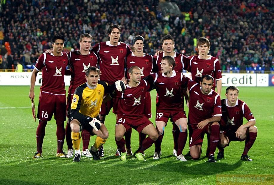 9 игроков «Спартака», которые уже участвовали в ЛЧ. Как это было