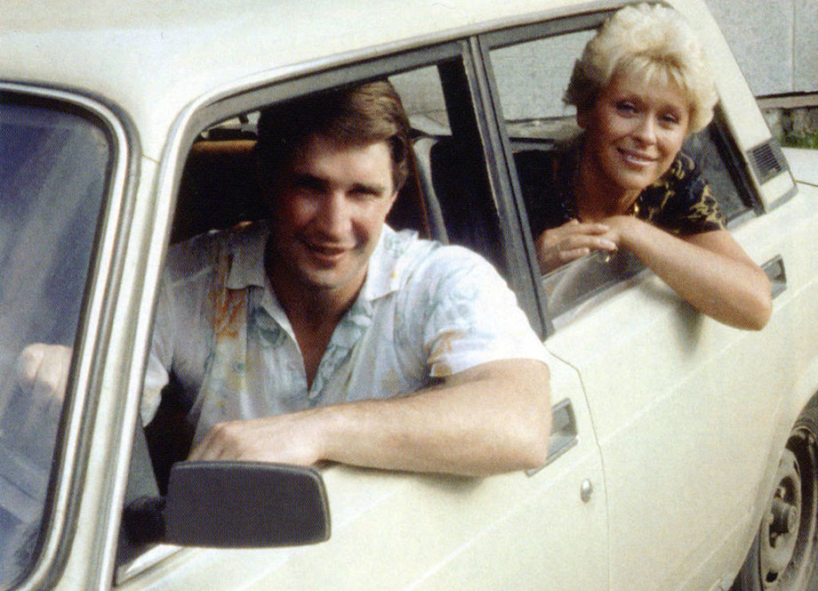 Алексей Касатонов и Жанна