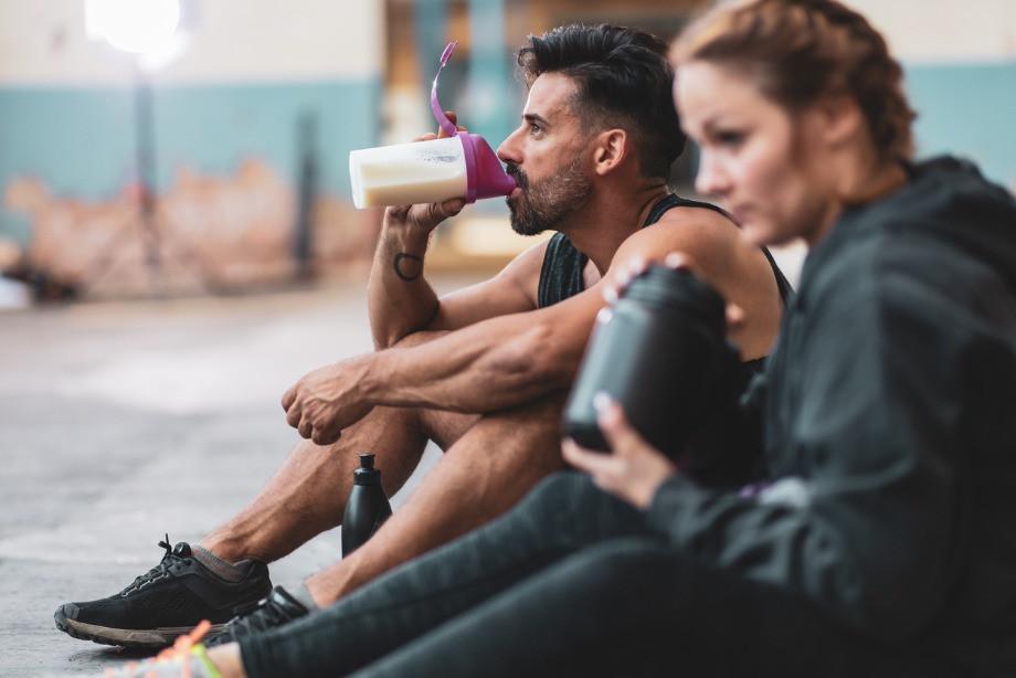 Питание во время тренировок. Что и как часто есть при больших нагрузках?