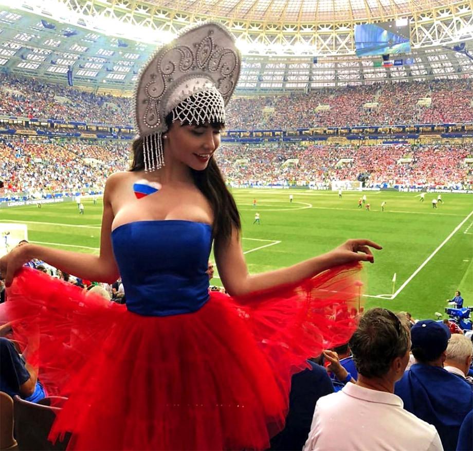 Мария Лиман на чемпионате мира