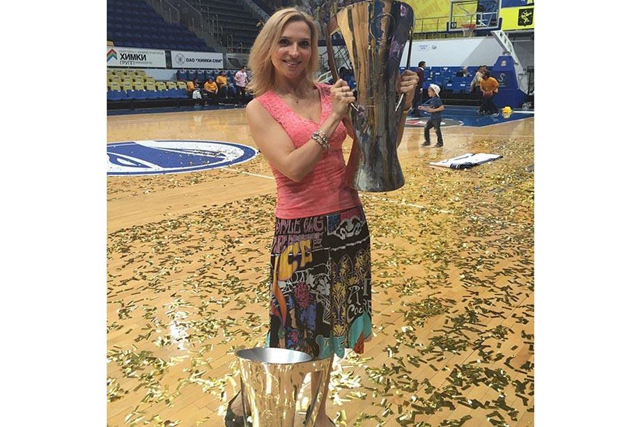 Интервью с руководителем группы поддержки БК «Химки» Khimki Dancers Еленой Солодовниковой