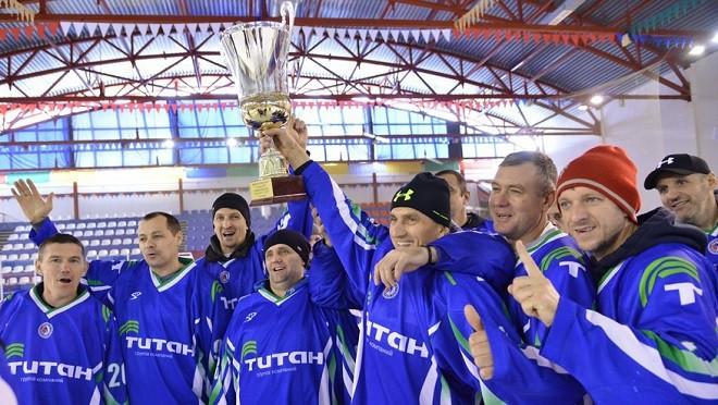 ХК «Титан» — победитель Кубка Открытия сезона Ночной лиги в Омской области