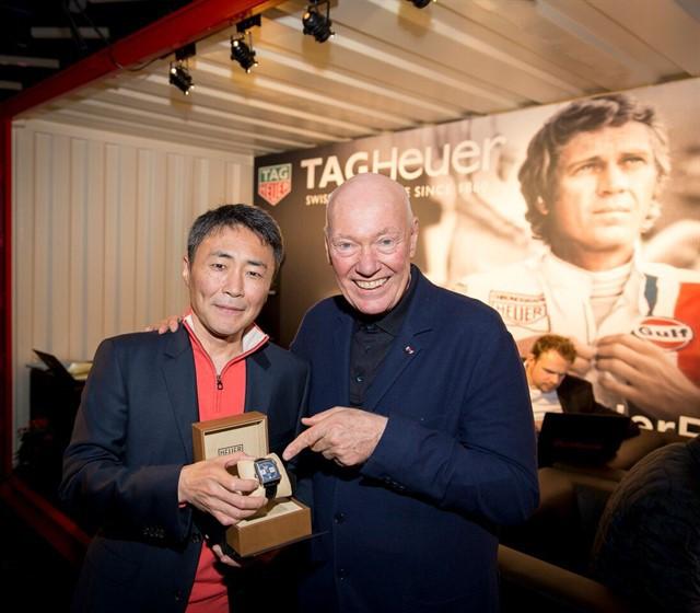 TAG Heuer стал официальным хронометристом видеоигры Gran Turismo Sport