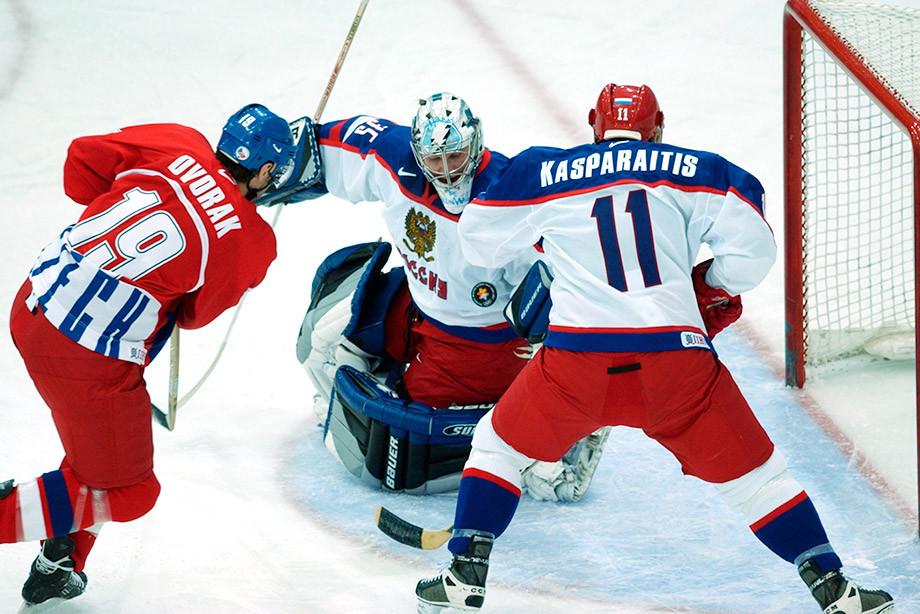 История сборной Чехии 1998-2001 годов, как чехи доминировали в мировом хоккее