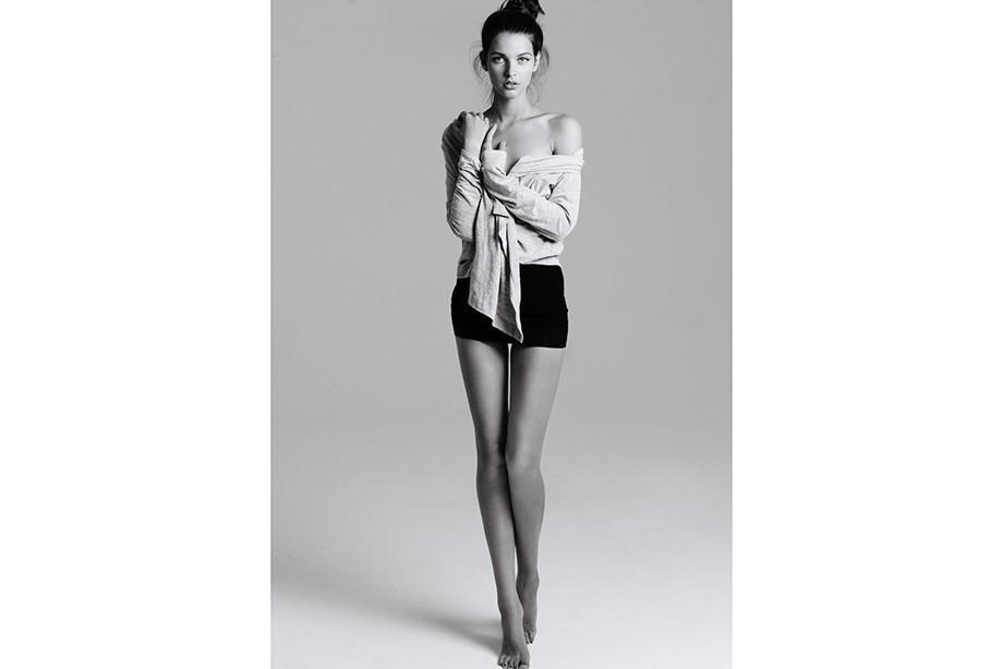 Красота дня — русская модель Александра Зотова, подарившая лицо героине Resident Evil 3