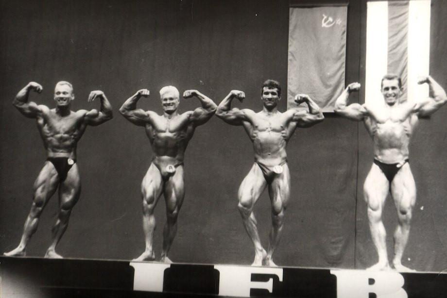 Последний чемпион СССР по бодибилдингу Кирилл Дубков ушёл жить в деревню, фото