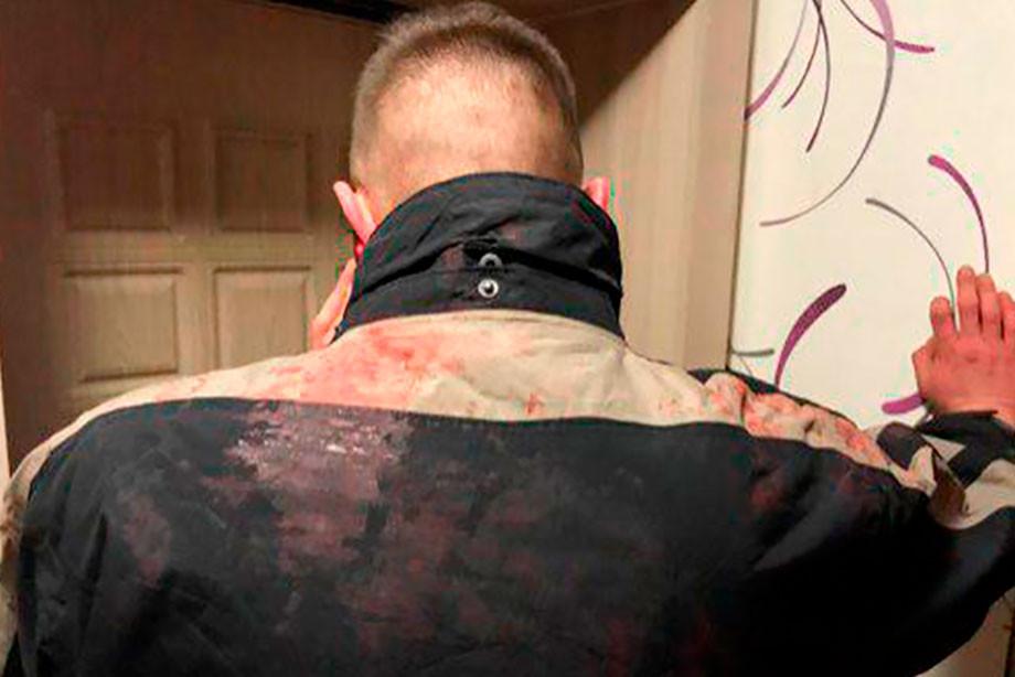 Фанаты «Спартака» избили своего из-за шарфа против Глушакова (Видео)