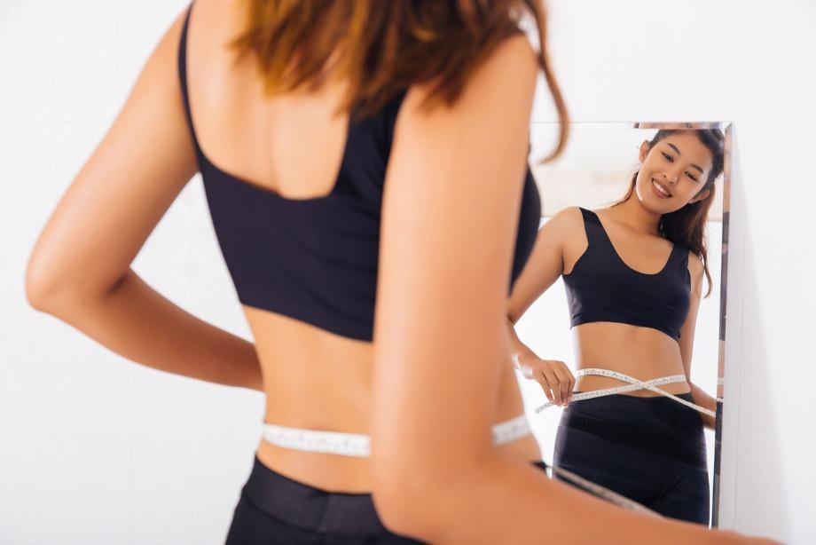 Когда становятся заметны изменения после похудения? Мнение тренера