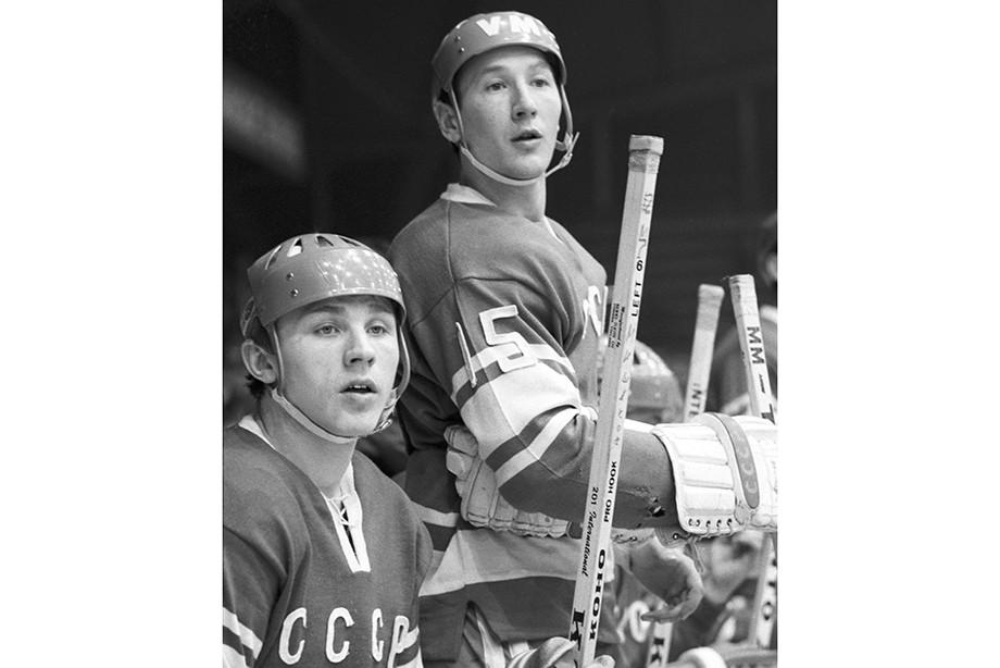 Геннадий Цыганков и Александр Мартынюк