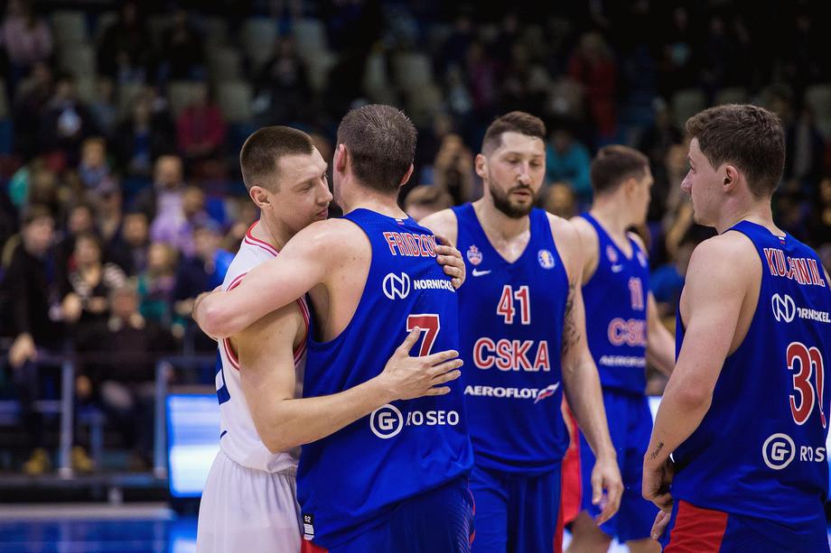 Зубков и Симонович бьют личные рекорды, ЦСКА бьёт «Парму»