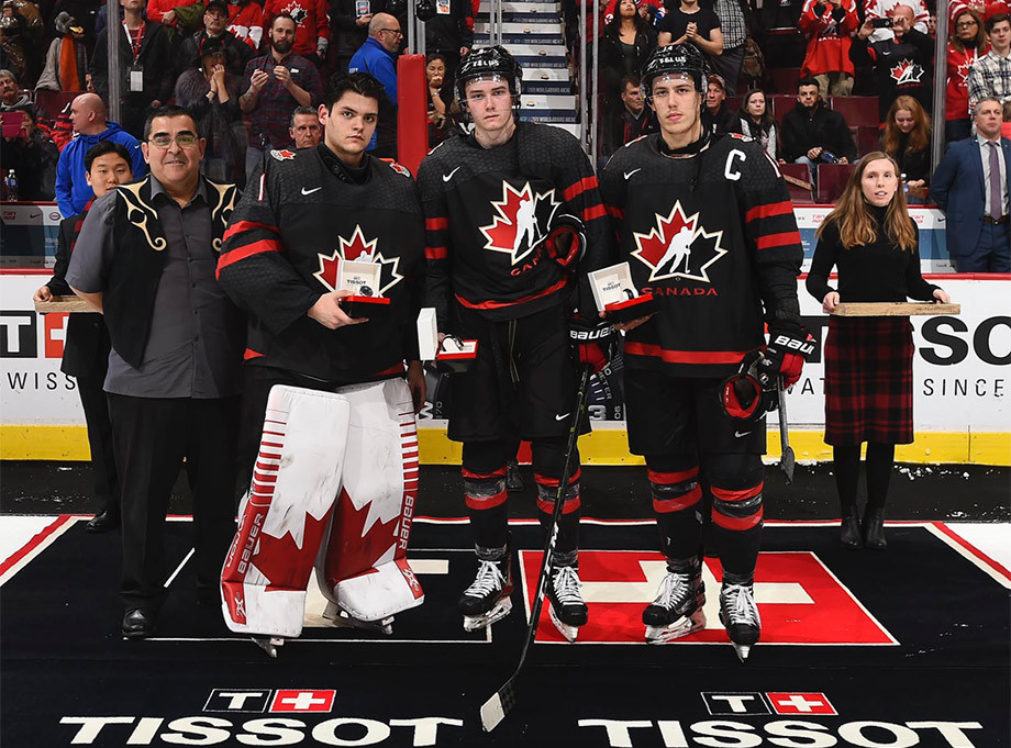 Лучшие игроки сборной Канады на МЧМ-2019
