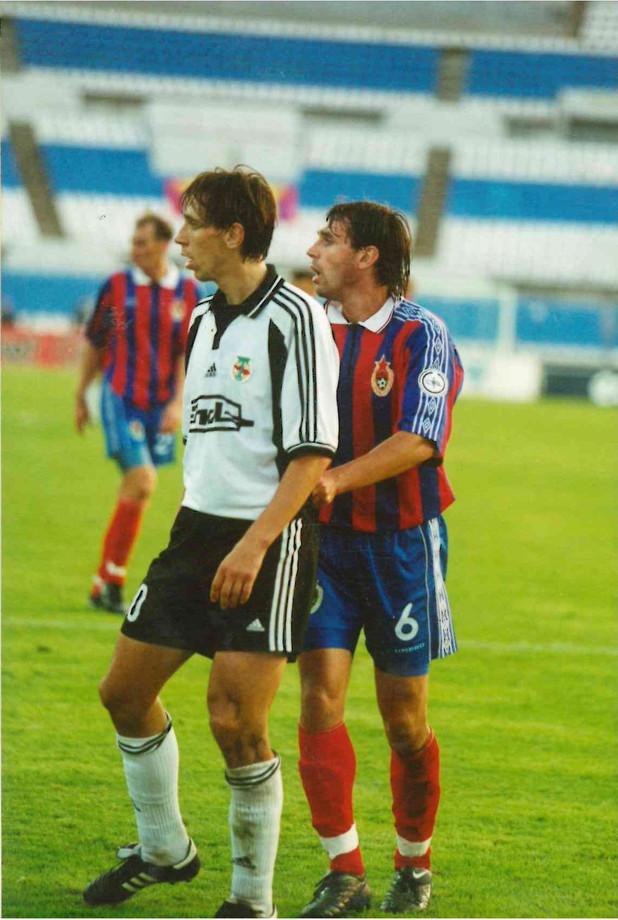 «Торпедо» и ЦСКА – две главные команды в карьере Олега Корнаухова