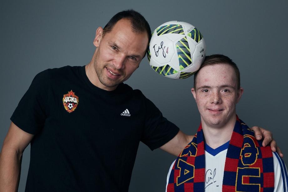 Сергей Игнашевич и Стас Богданов