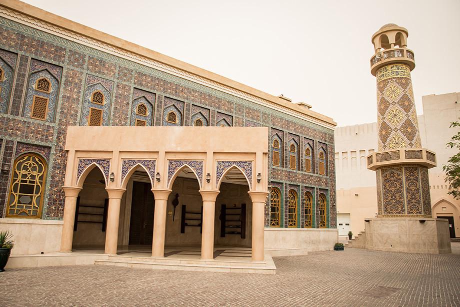 Деревня культурного наследия Катара (Katara
