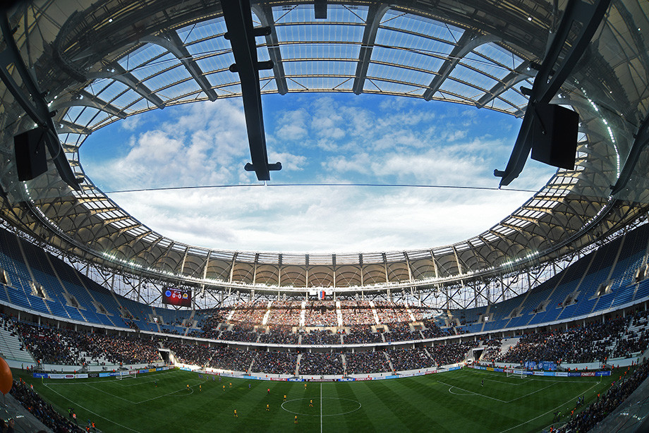 «Тамбов» примет «Спартак» в Саранске. Стадион в Волгограде опять затопило
