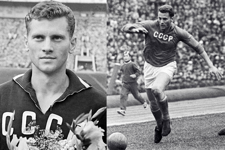 Ушёл из жизни Виктор Понедельник – автор победного гола сборной СССР на Евро-1960