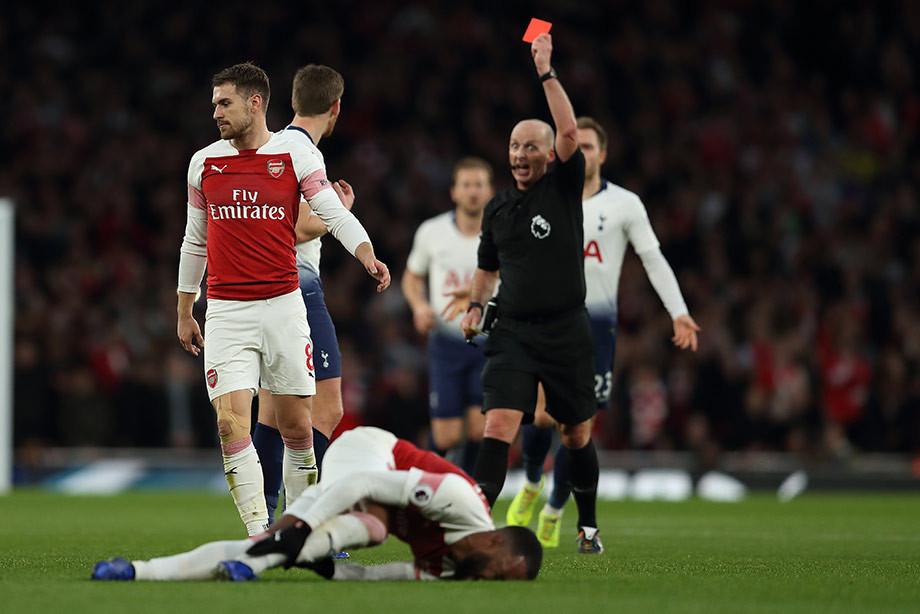 Бешеная победа «Арсенала»: два пенальти, драка, красная, красивые голы