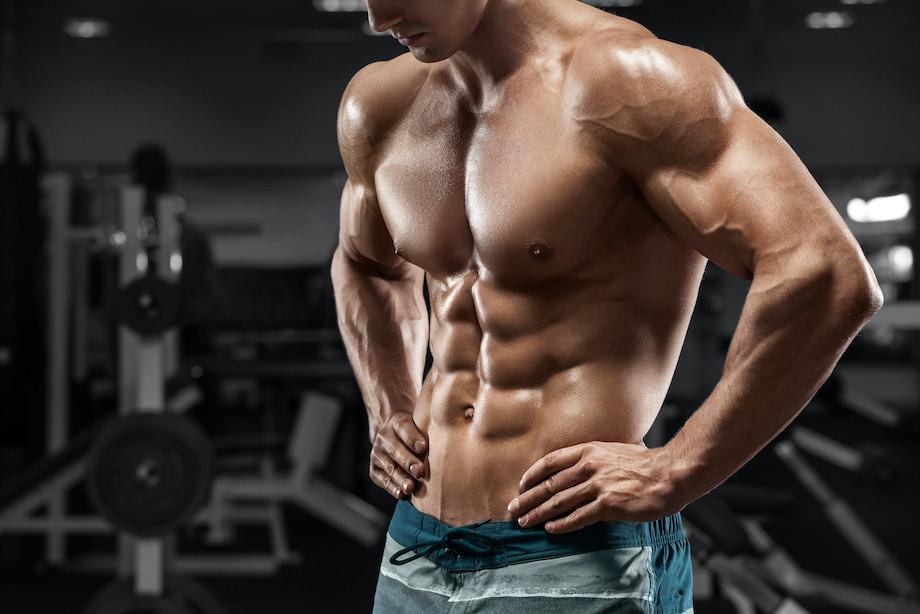 Какие части мужского тела больше всего нравятся женщинам? Результаты опроса