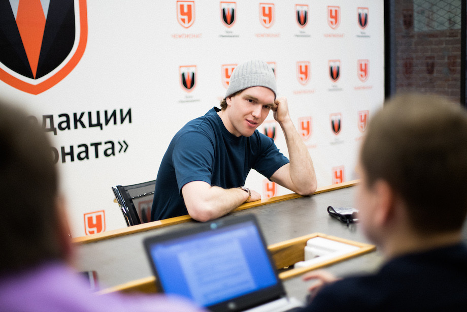«Не понимал, что тромб может дойти до сердца». Большое интервью с Андреем Василевским